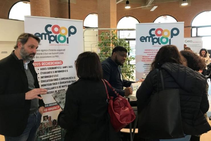 Occitanie : une coopérative pour l'emploi intérimaire dans le social