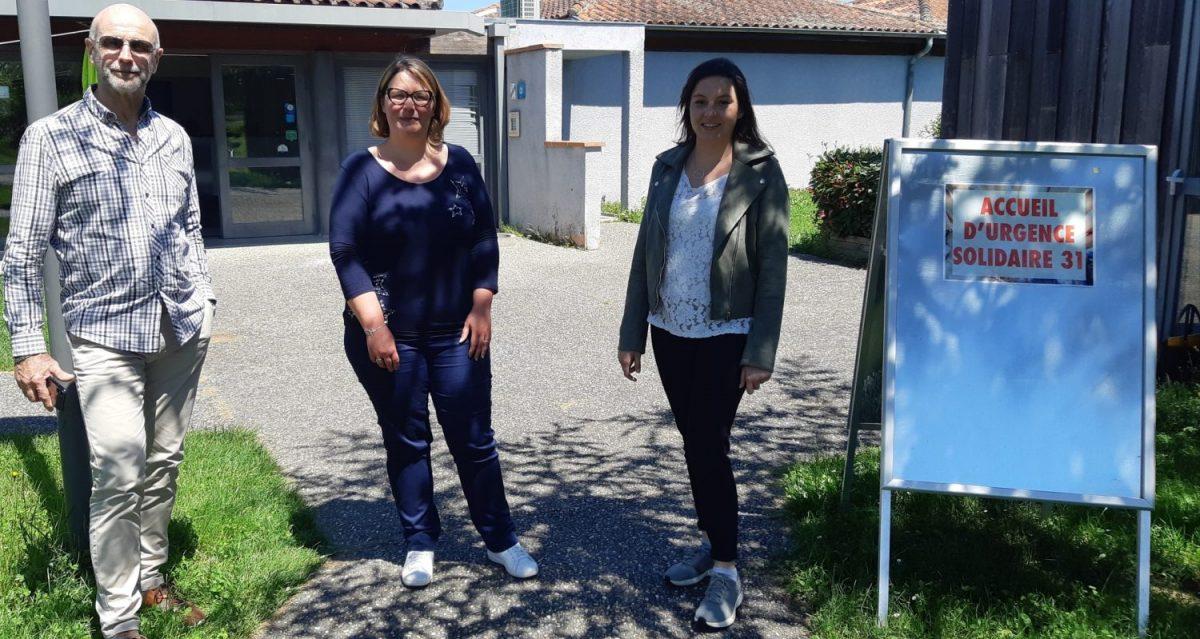 Le centre d'accueil d'urgence solidaire, bilan après deux mois d'ouverture