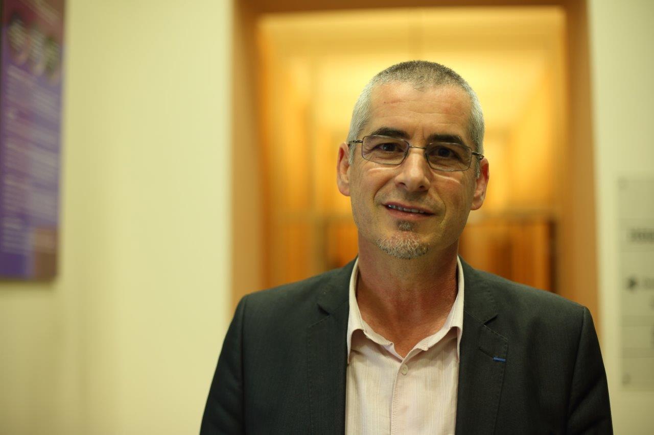 Denis TURREL, Directeur Général de l'Association Les Jeunes Handicapés
