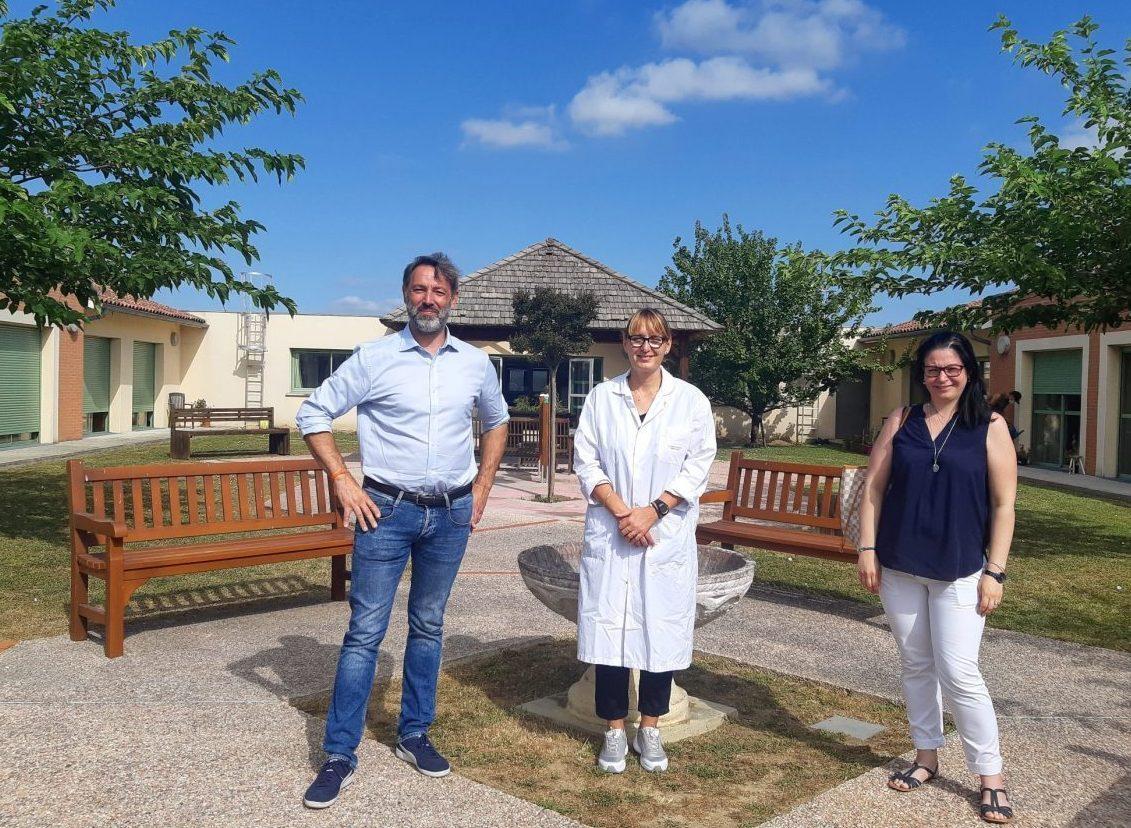 L'association Mariale d'Entraide rejoint les coopérateurs de Coopemploi.
