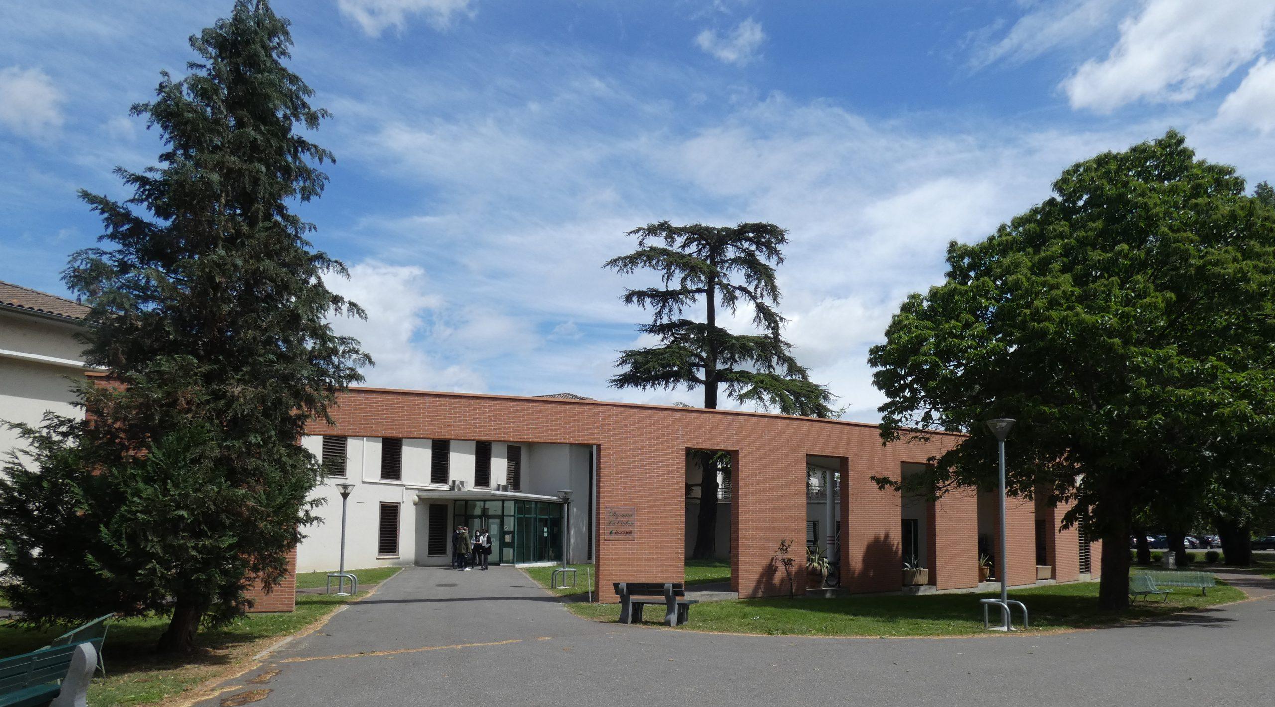 ZOOM sur l'un des établissements de la coopérative : Le Domaine de la Cadène