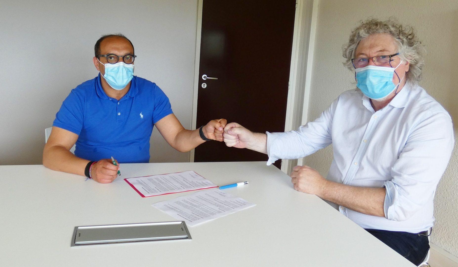 Nouvelle collaboration:  Coopemploi et l'IFRASS – Campus Louis Lareng deviennent partenaires.