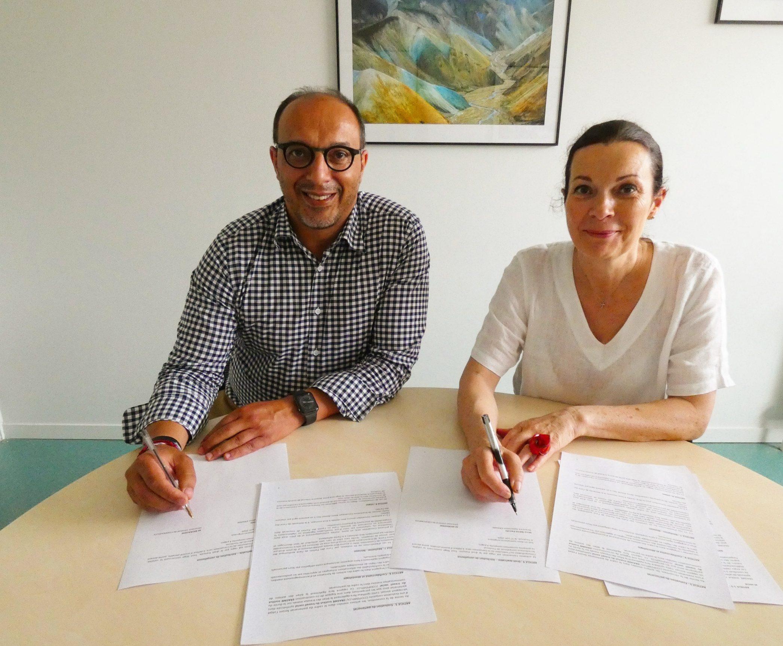 Une nouvelle convention de partenariat pour Coopemploi!