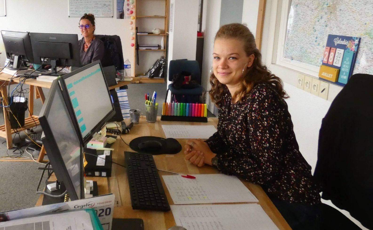 Coopemploi présente : Mathilde, Gestionnaire de paie