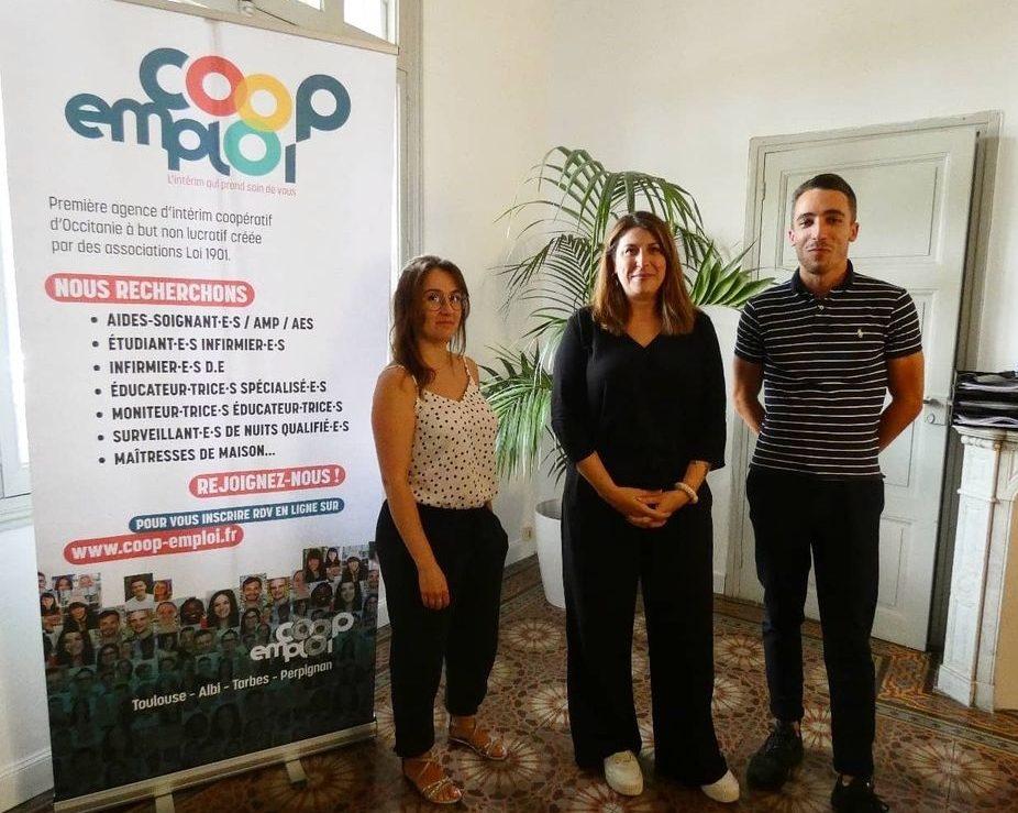 COOPEMPLOI – VOTRE AGENCE À PERPIGNAN